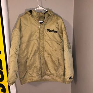Vintage Pittsburgh Steelers Starter Jacket